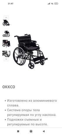 Инвалидное кресло с управлением одной рукой