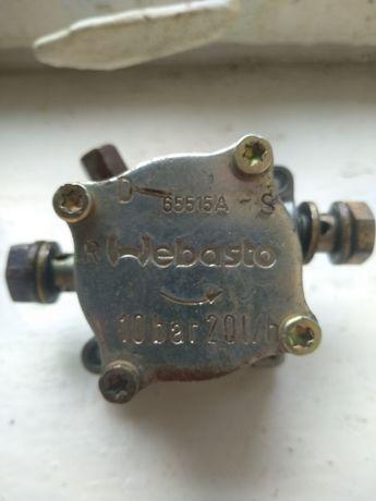 65515A DBW WEBASTO топливный насос 10bar 20L/h
