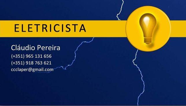 Cláudio Pereira Eletricista Lisboa