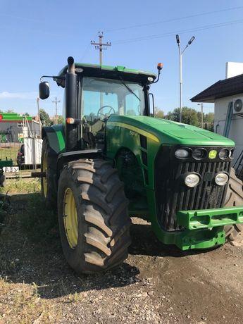 Трактор колісний John Deere (Джон Дир) 8320R (350 к.с.) - 2011 р.в.