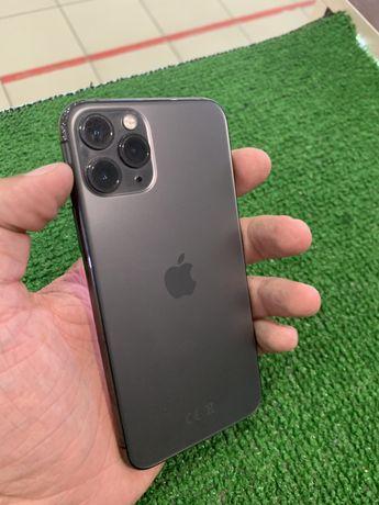 iPhone 11 Pro 64 space gray Идеал Гарантия 6 мес Магазин