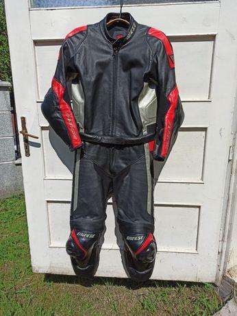 Мотокостюм Dainese кожаный раздельный,мотоекипировка,мото комбенизон