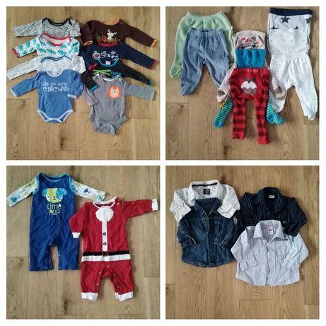 Ubranka Dla Chłopca > Spodnie > Kurtki > Strój Świętego Mikołaja