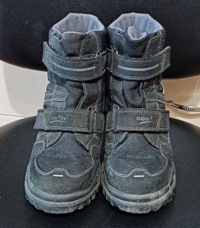 зимние ботинки сапоги Superfit р. 35 стелька 23 см