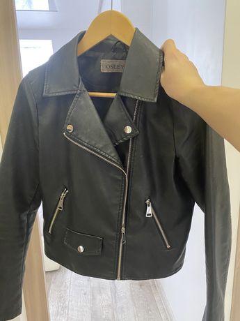 Кожанка кожаная курточка куртка