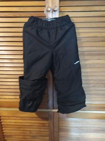 Spodnie narciarskie 110-116cm