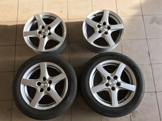 4xFelga Enzo 16' ET45 5x114.30 Honda, Toyota, Mazda, Hyundai