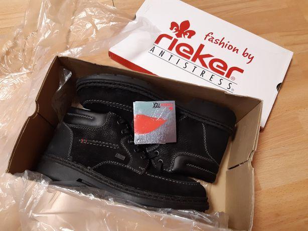 ботинки зимние Rieker p.40, новые, Германия, супер качество, мех