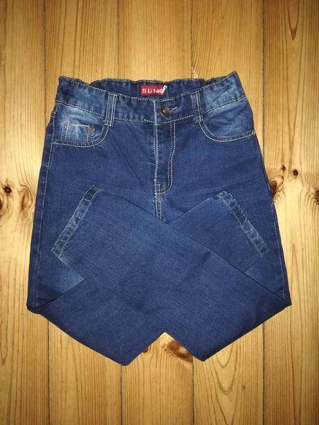 Spodnie chłopięce roz. 140 cm.