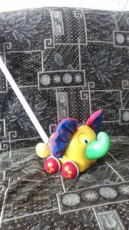 Слоник каталка Ks kids