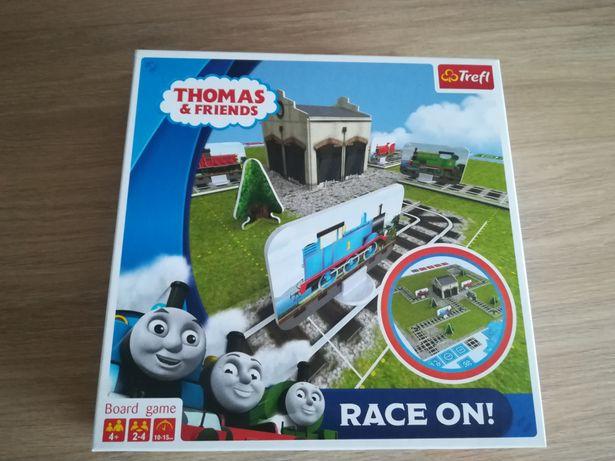 Gra Rase On! Tomek i Przyjaciele