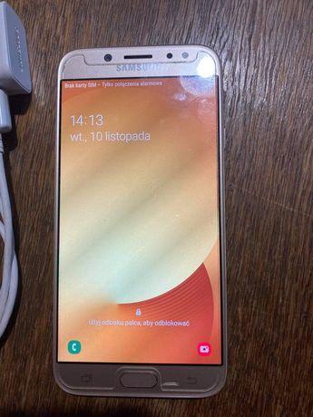 Samsung J7 2017 złoty