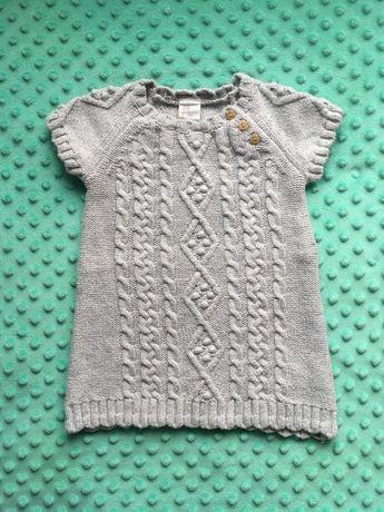 Sukienka sweterkowa 68 H&M