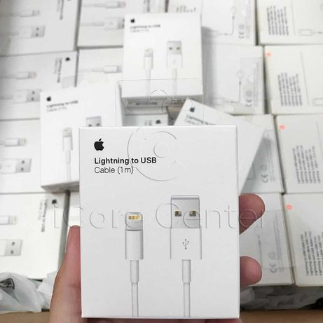 Oригинальный кабель шнур Foxconn для зарядка на айфон iphone 5 6 7 8 Х