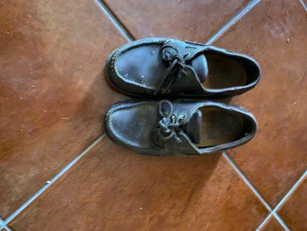 sapatos de vela portside 34