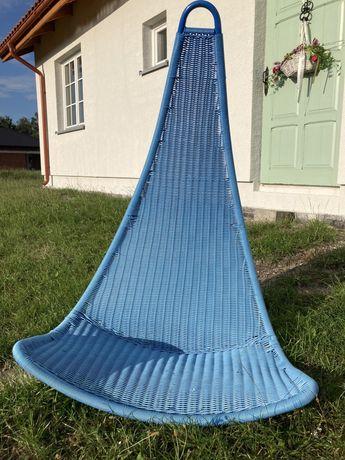 Fotel wiszący Ikea Svinga Huśtawka ogrodowa