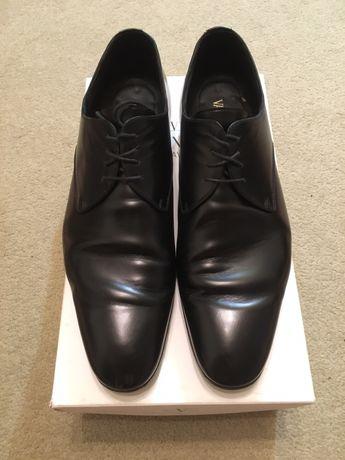 Туфли кожаные мужские Valentino