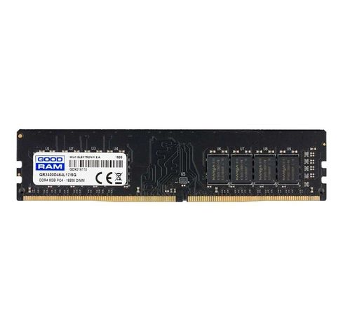 Модуль памяти GOODRAM DDR4 2666MHz 8GB (GR2666D464L19S/8G) и др
