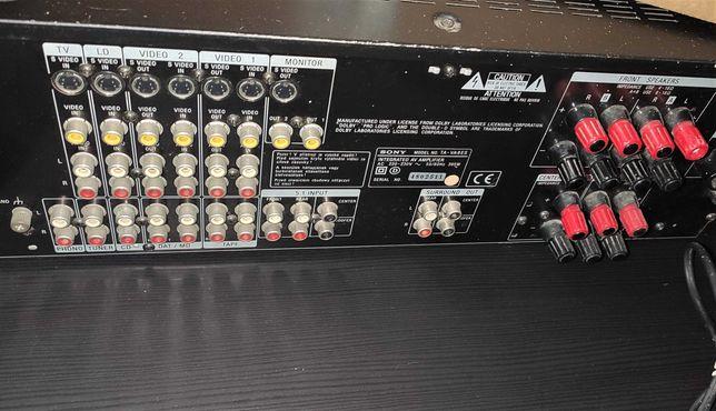 Amplificador AV Sony TA-VA8ES Audio e Vídeo 120W Dolby Digital