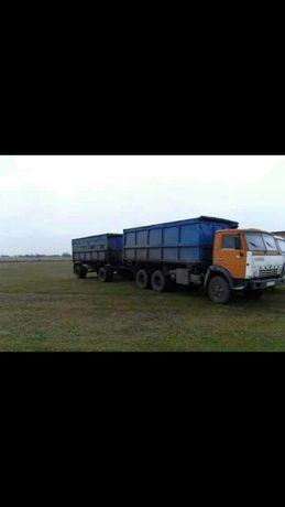 Транспортировка сельскохозяйственной продукции, зерновозами
