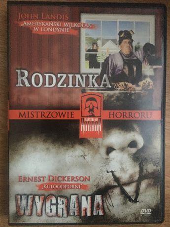 Płyta DVD rodzinka