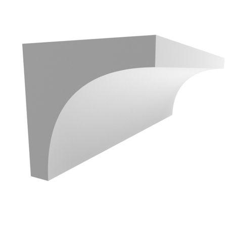 Osłona Karnisza XPS / Gzyms XPS 6/6cm