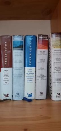 Książki wybrane zestaw książek
