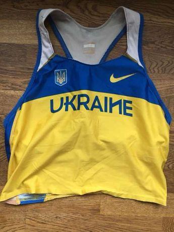 Топик Ukraine для занятия спортом