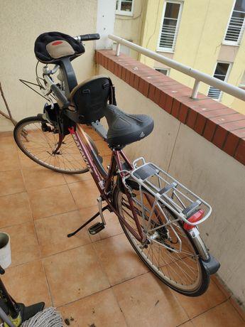 Fotelik rowerowy przedni WeeRide