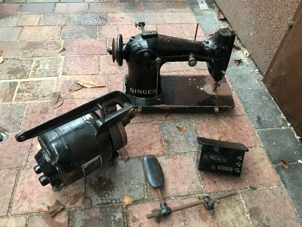 Maszyna do szycia SINGER Silnik włącznik stopka