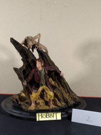 Figurka Hobbit Niezwykła podróż Bilbo Smaug