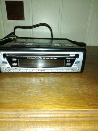 Radio samochodowe z MP3 firmy Clatronik