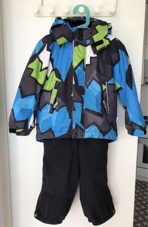 Зимняя куртка и комбинезон Reima, размер 98 см (+6 см)