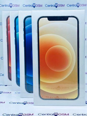 iPhone 12 64GB 128 GB  Red Blue Green White Purple Złote Tarasy