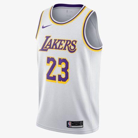 Баскетбольная майка Lakers