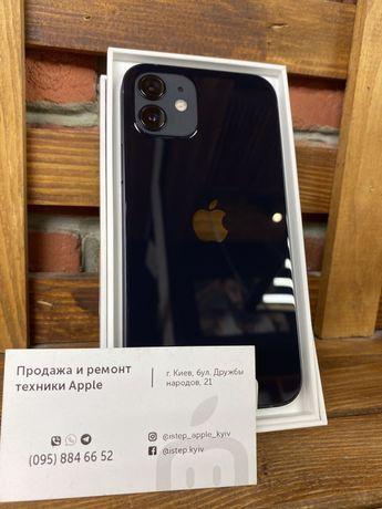 Apple iPhone 12 64/128/256gb Black! НОВЫЙ! Гарантия от МАГАЗИНА!