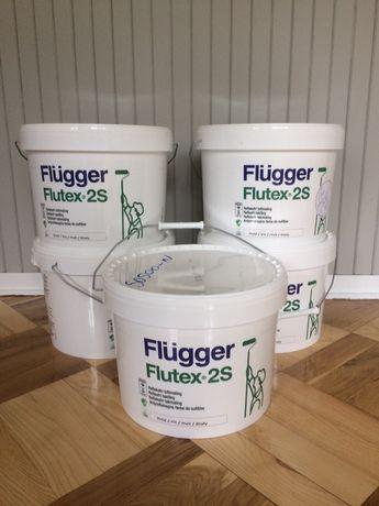 Farba Flugger 2s sufity i ściany