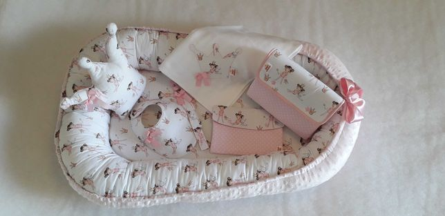 Kit de maternidade para menina