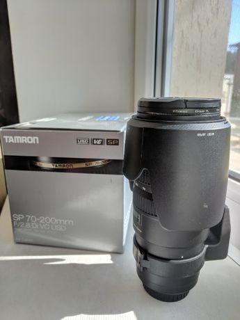 Об'єктив Tamron SP AF 70-200MM F/2,8 DI VC USD FOR CANON