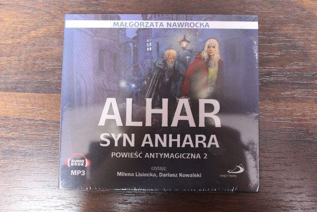 ALHAR SYN ANHARA powieść antymagiczna 2 audiobook