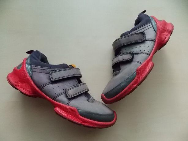 Фирменная обувь на все сезоны б\у, разные размеры.Ecco, Geox и др.