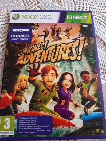 Gra Kinect Adventures na Xbox 360
