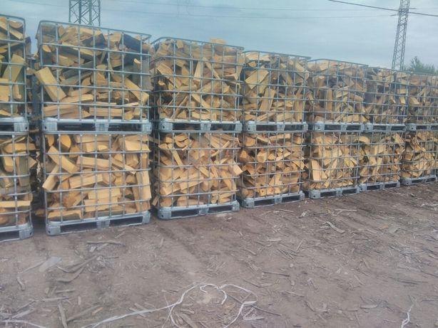 kosz 1000l na drewno i nie tylko