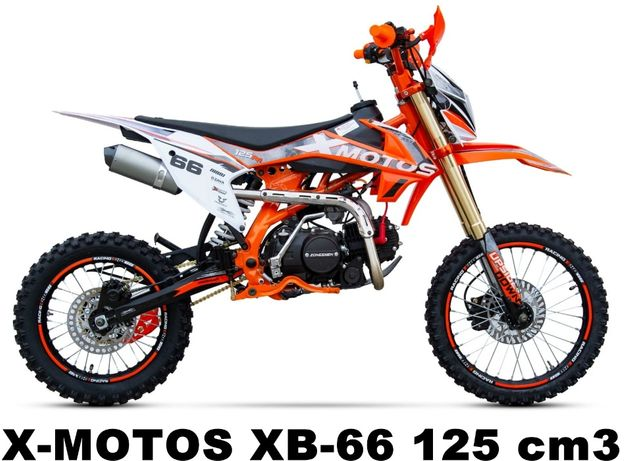 Cros Cross 125 X-Motos XB-66 DIRT BIKE Serwis Transport Raty Gwarancja