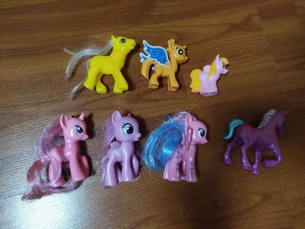 Набор пони My little pony 7шт.