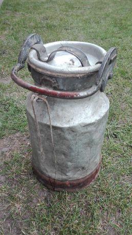 Banka, bańka, konewka konwa na mleko 10 litrowa stojak na parasole