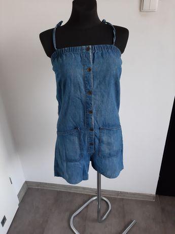 Levis- jeansowy kombinezon