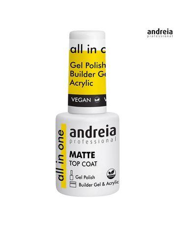 All in One Top Coat Matte Andreia 10.5ml