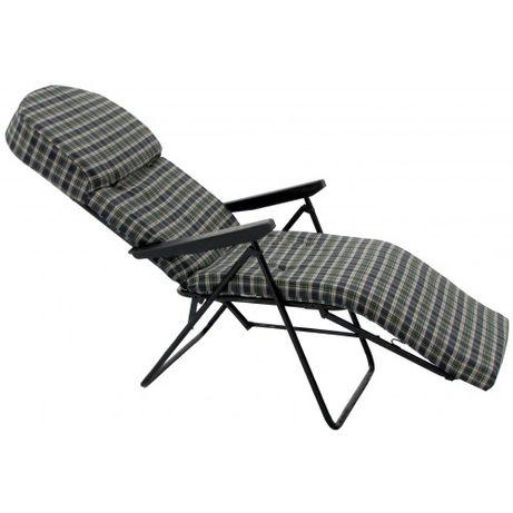 Шезлонг Фридрих,кресло ,лежак,для рыбалки и отдыха,раскладное кресло