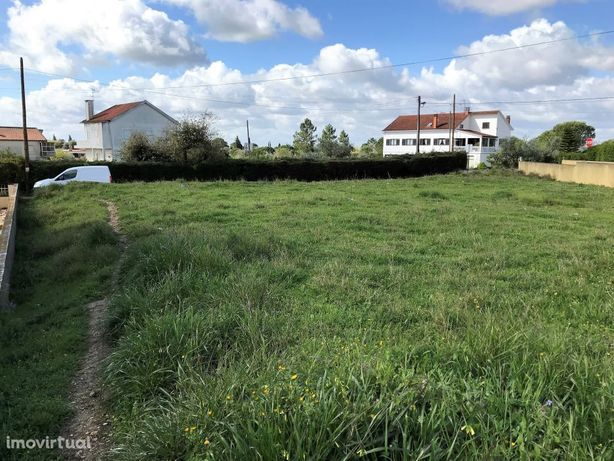 Land with approved project near the city of Tomar in Central Portugal